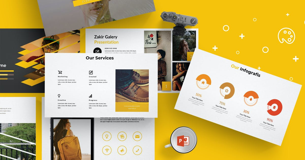 Download Zakir - Powerpoint Template by aqrstudio