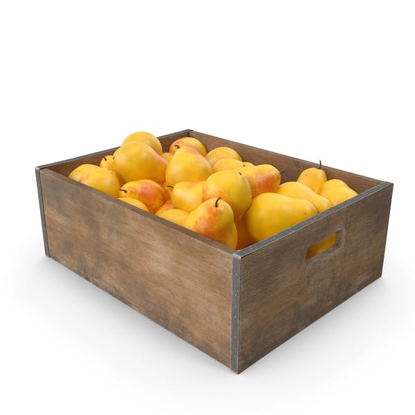Thumbnail for Pear Fruit Crate