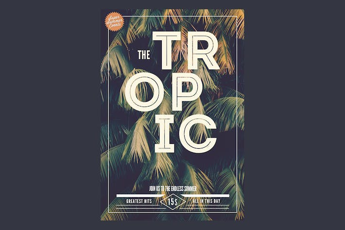 Thumbnail for The Tropic Flyer Poster