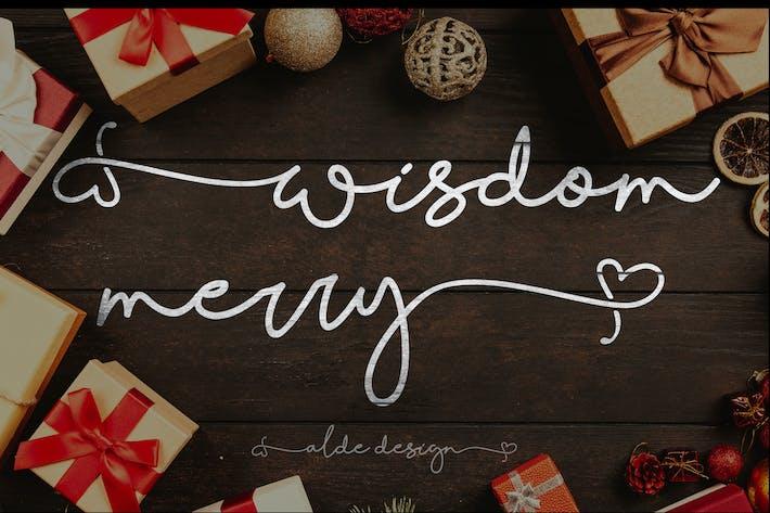 Thumbnail for Wisdom Merry