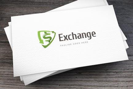 Exchange Logo Template