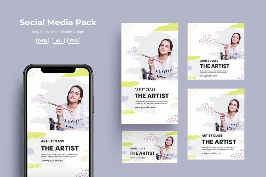 VDN Social Media Pack v3.10
