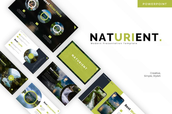 Naturient - Powerpoint Template