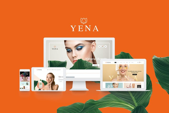 Thumbnail for Yena – Beauty & Cosmetic WooCommerce Theme