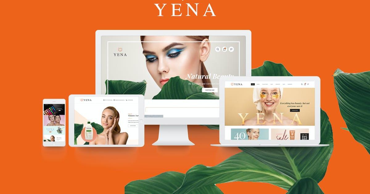 Download Yena – Beauty & Cosmetic WooCommerce Theme by LA-Studio