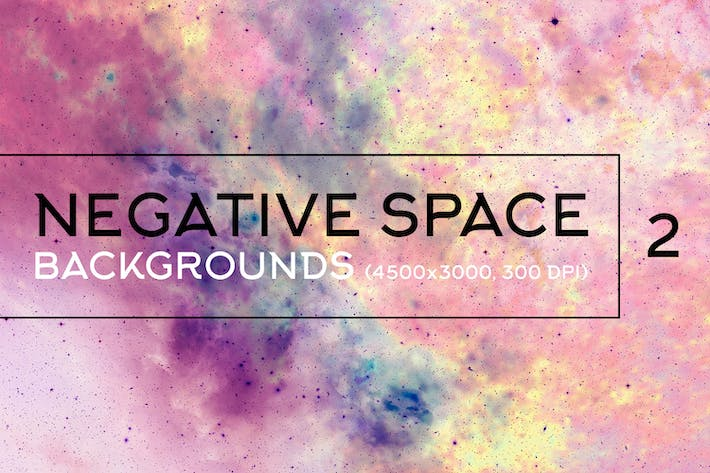 Thumbnail for Negative Space Backgrounds 2