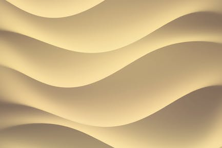 waves of sand color