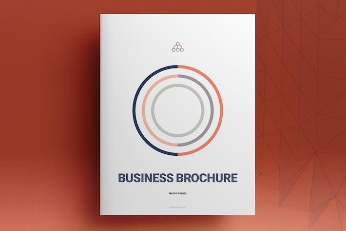Thumbnail for Circles - Brochure Template