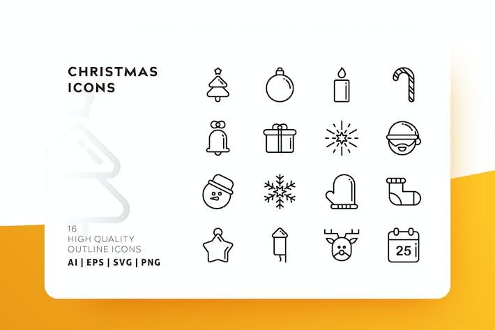 Thumbnail for CHRISTMAS OUTLINE
