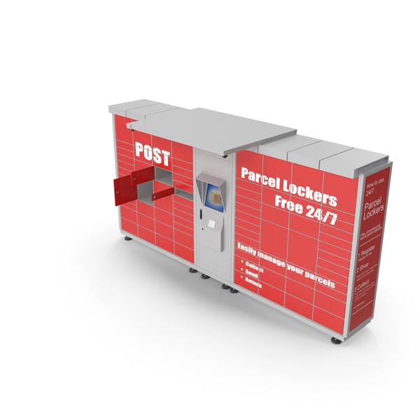 Post Parcel Lockers
