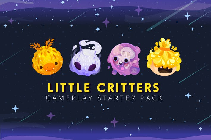 Thumbnail for Little Critters Gameplay Starter Pack
