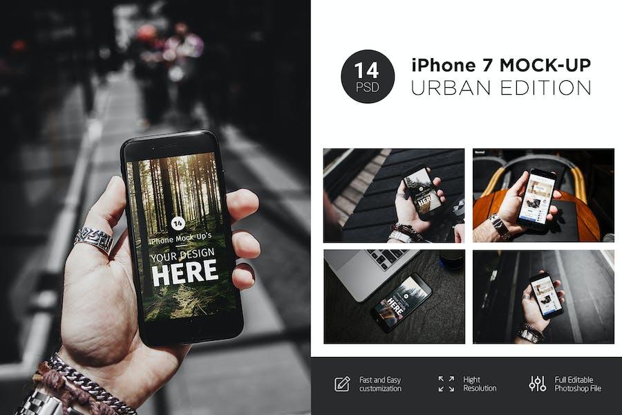 iPhone 7 Urban Edition