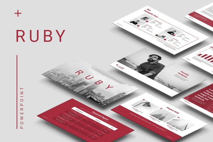 Thumbnail for Ruby Powerpoint