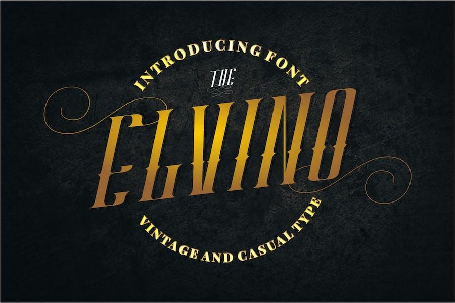 Elvino - Vintage Casual Type