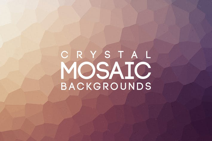 Thumbnail for Crystal Mosaic Backgrounds