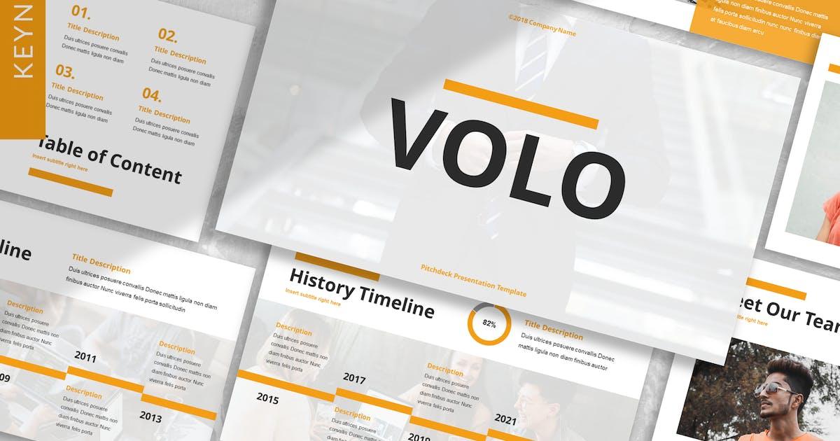 Download Volo - Business Keynote Template by designesto