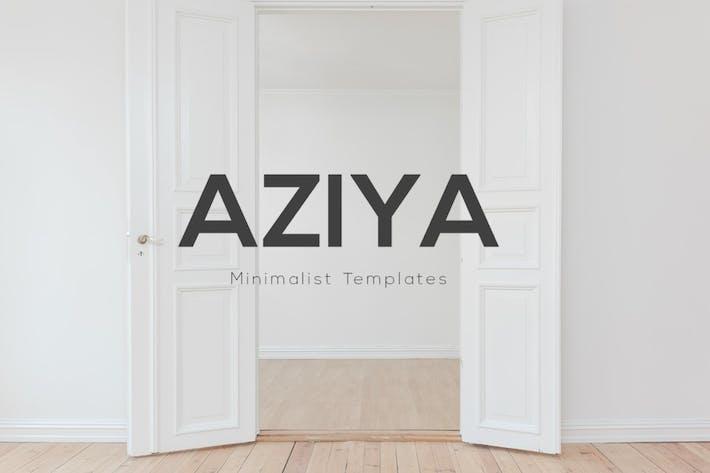 Thumbnail for AZIYA - Google Slide