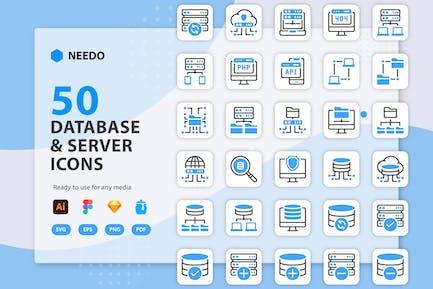 Needo - Database & Server