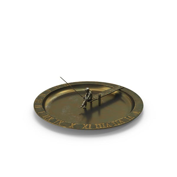 Cover Image for Sundial Birdbath