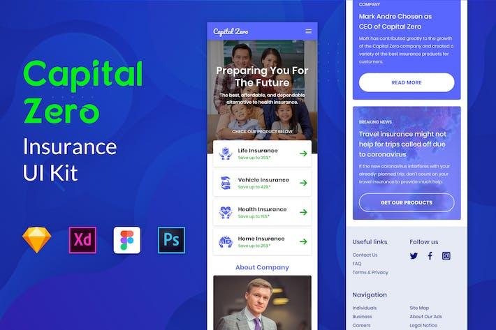 Insurance App - Nuzie