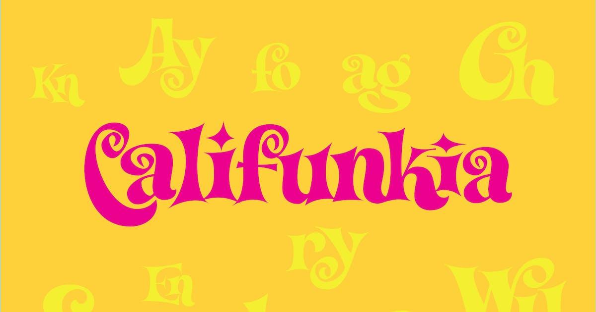 Download Califunkia by WalcottFonts
