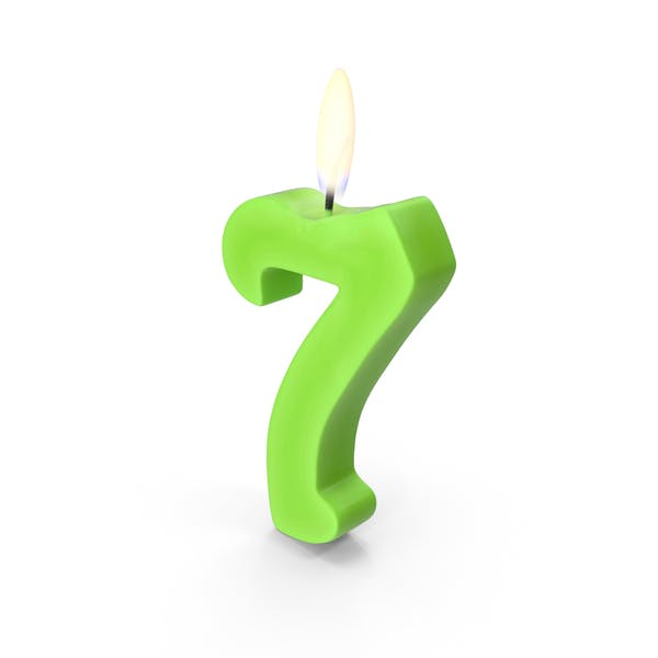 Thumbnail for Number Seven Candles