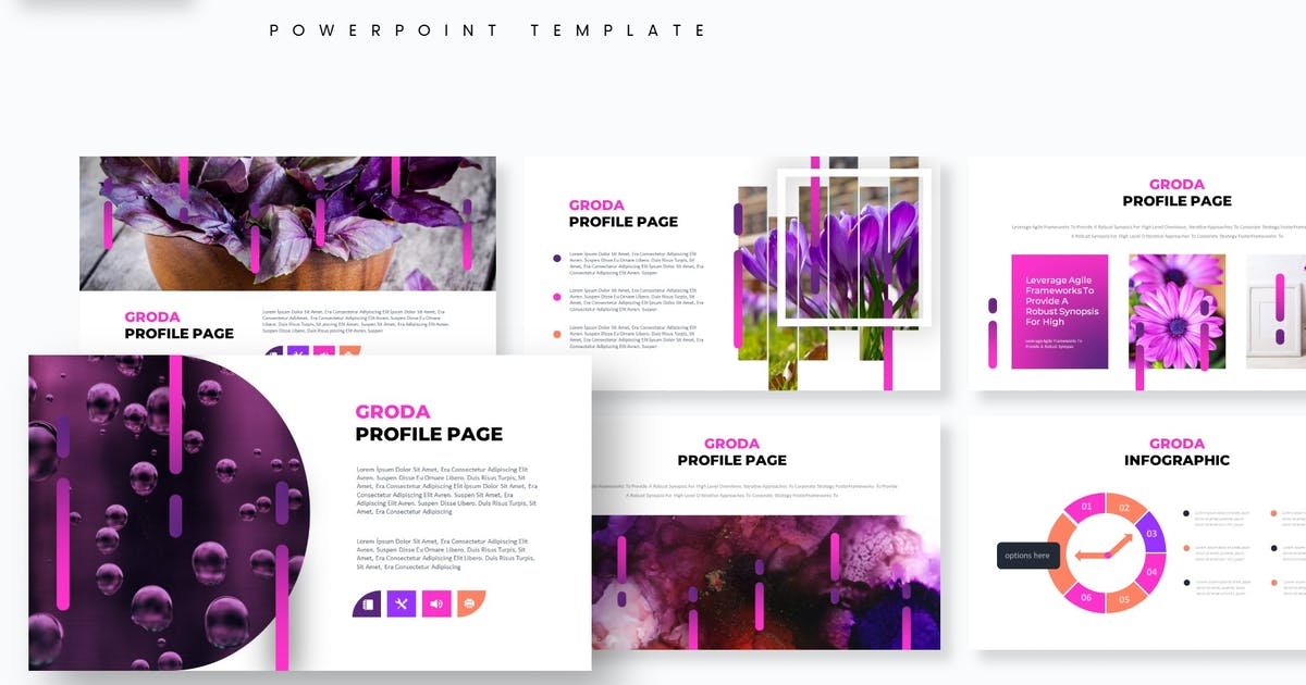 Download Groda - Powerpoint Template by aqrstudio