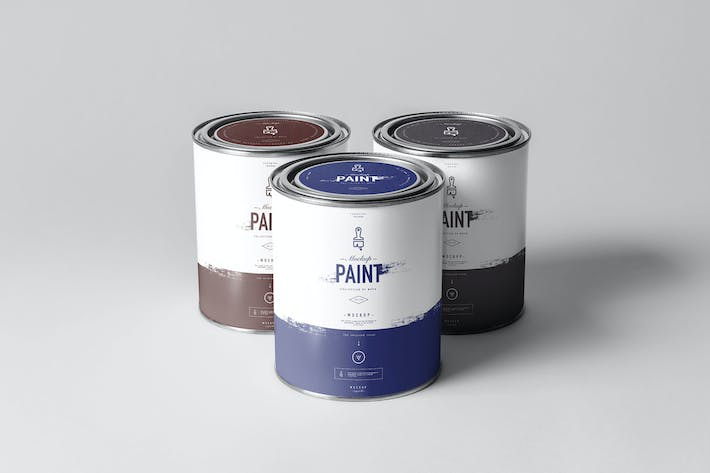 Thumbnail for Can of Paint Mock-up