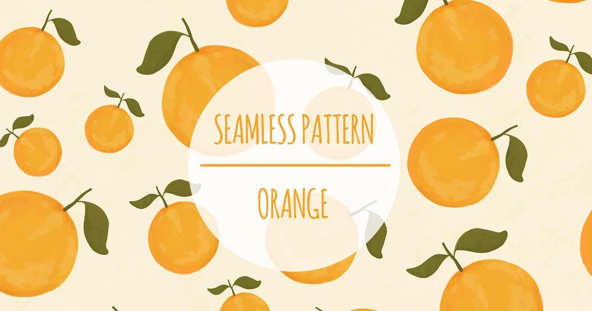 Download Orange – Seamless Pattern by designesto