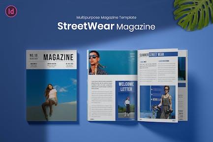 Street Wear Magazine