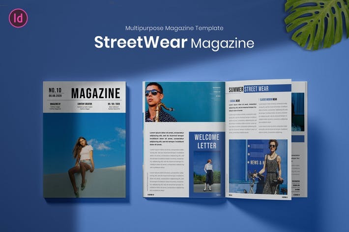 Thumbnail for Street Wear Magazine
