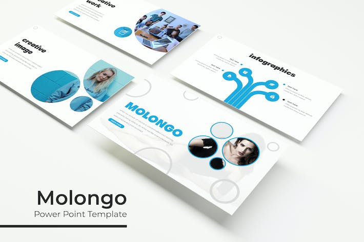 Thumbnail for Molongo - PowerPoint Template