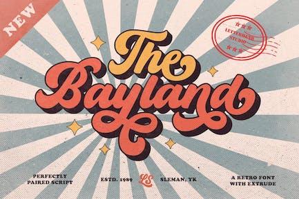 The Bayland - Fuente Retro