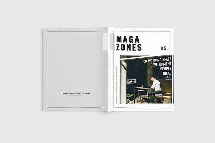 Thumbnail for Magazones Magazine