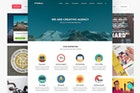 Keleus - Business Tumblr Theme