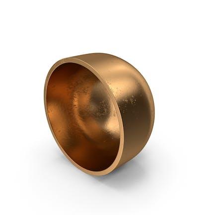 Kupfer-Fitting