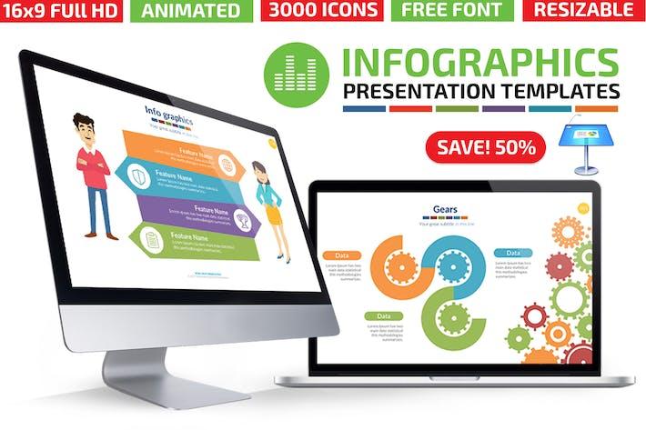 Thumbnail for Infographics Keynote Presentation