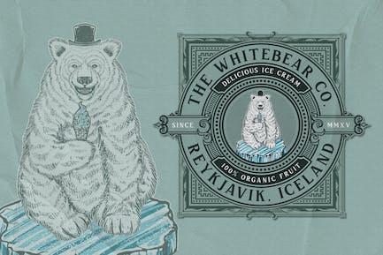 Polar Bear Emblem V2