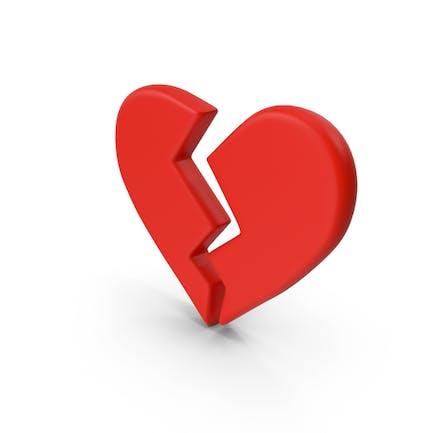 Разбитое сердце Emoji