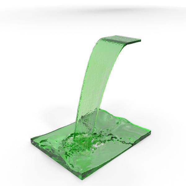Thumbnail for Green Waterfall
