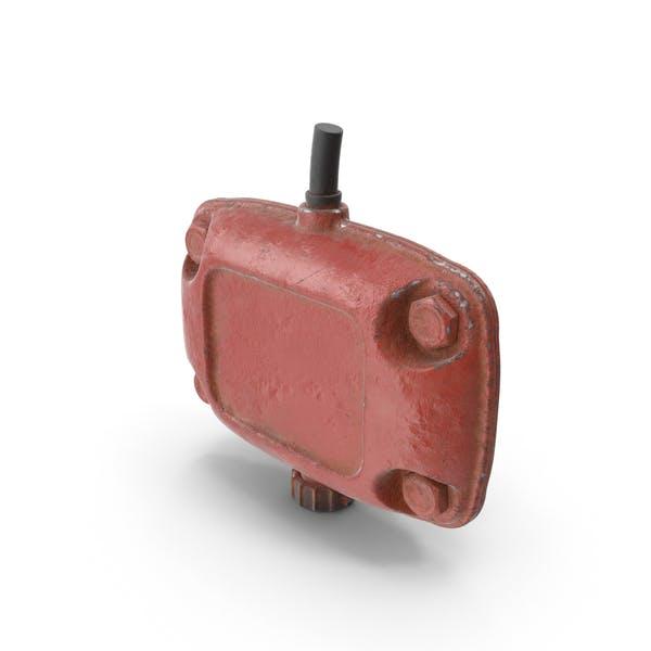 Cover Image for Alte elektrische Box