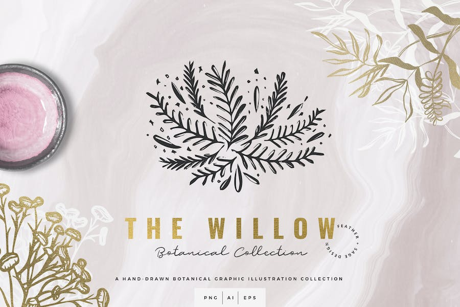 The Willow Graphic Collection - product preview 0