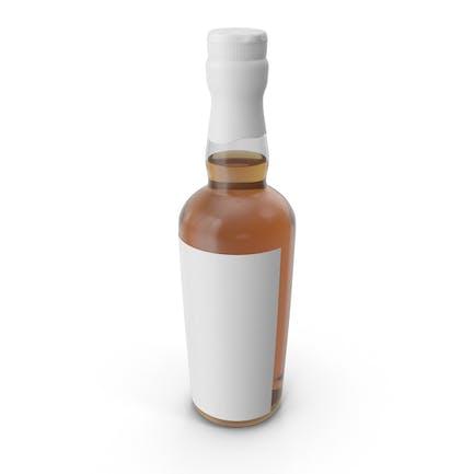 Rye Bottle Mockup