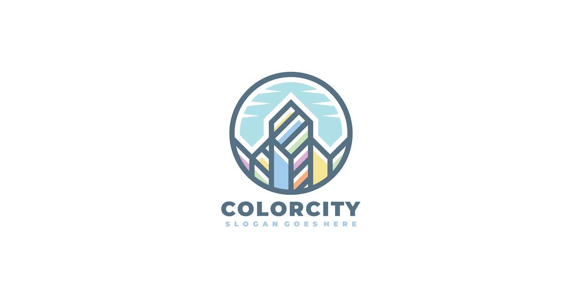 Download Color City Logo by 3ab2ou