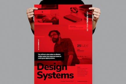 Design Conference Poster / Flyer