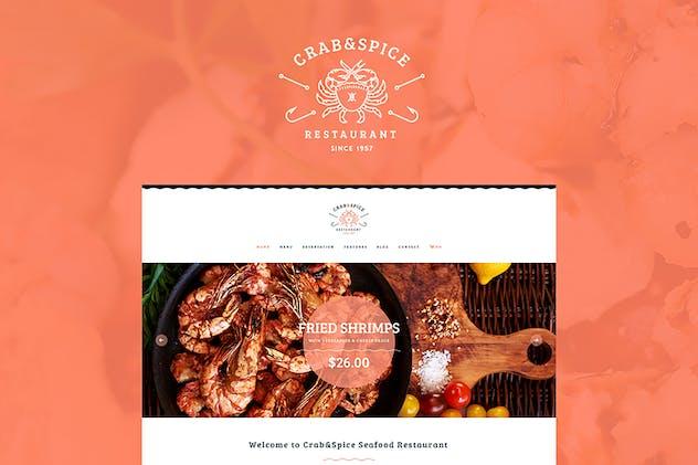Crab & Spice