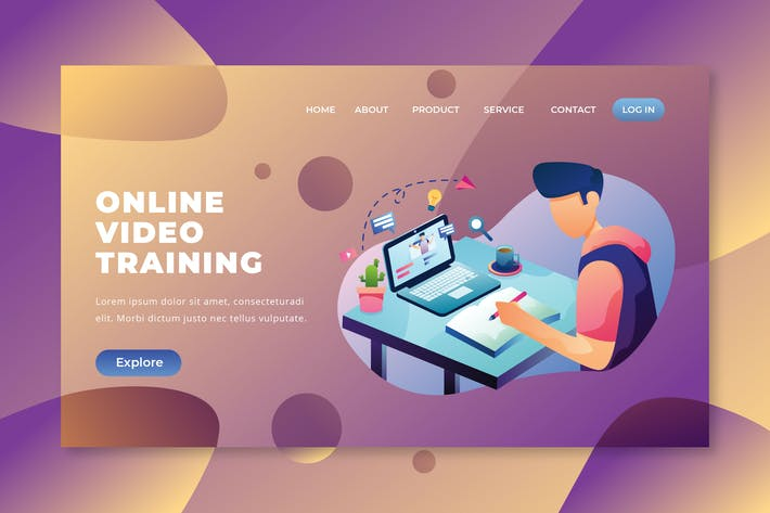 Thumbnail for Online Video Training - PSD and AI Landing Page