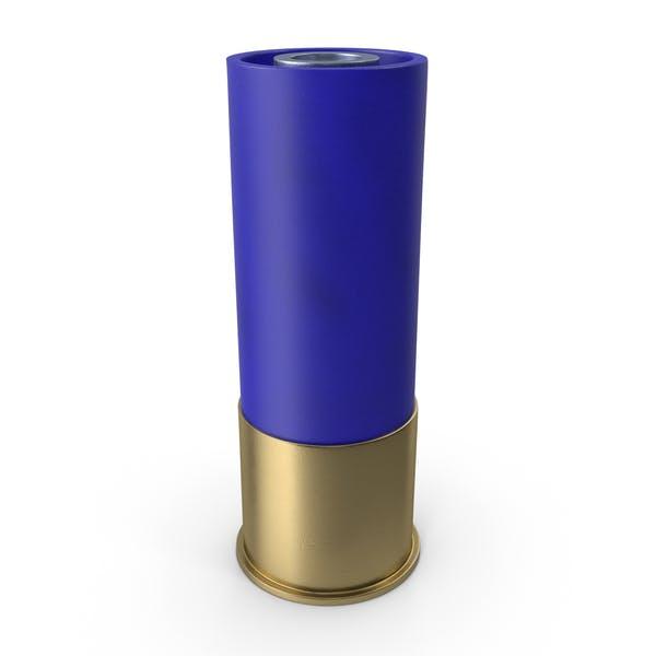 Shot Gun Bullet Azul