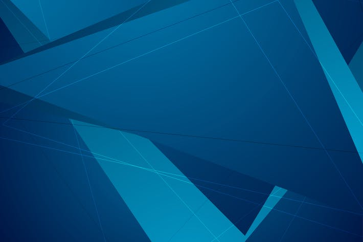 Thumbnail for Abstract dark blue geometric polygonal background