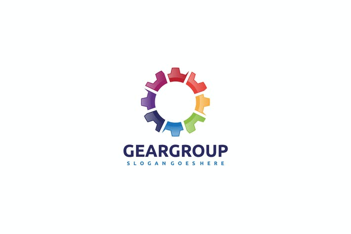 Thumbnail for Gear Group Logo
